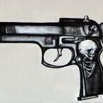 Pistol Skull
