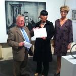 Prix du Jury du 9e salon des ARTS de Maisons-Laffitte